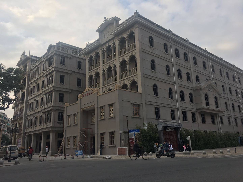 老建筑复原一永平酒楼