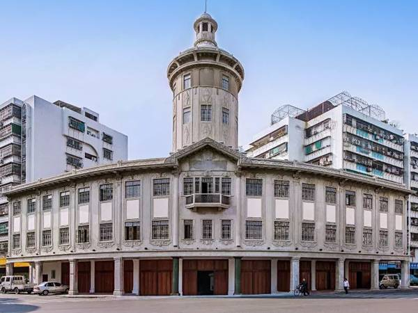 胡文虎大楼 ( 永安堂制药厂旧址)