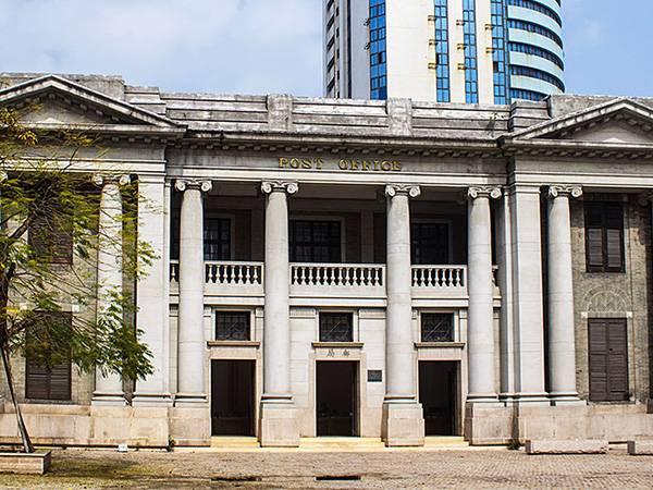 汕头开埠邮局陈列馆(汕头邮政总局大楼)